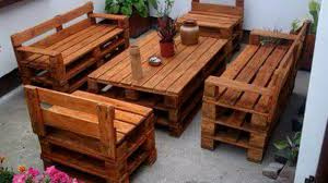 40 Creative DIY Pallet Furniture Ideas 2017 - Cheap Recycled Pallet - Chair  Bed Table Sofa Part.4
