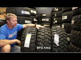 Off Road Tire Size Comp 265 Vs 275 Vs 285 Ko2 Ridge Grappler Km2 Mtzp3 Mtr