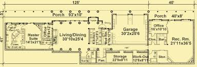 ICF House Plans For A Green Earth Sheltered 4 Bedroom HomeEarth Contact Home Plans