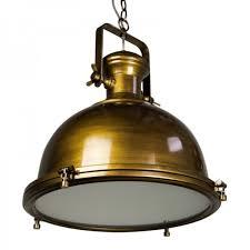 gaia industrial antique brass