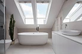 Das Badezimmer Unterm Dach Heimhelden