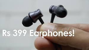 <b>Mi Basic</b> Budget <b>Earphones</b> For Rs 399 Review - YouTube