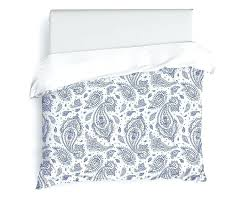 paisley duvet cover scroll to next item josephine paisley duvet cover set
