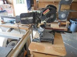 craftsman sliding miter saw. re: 8 1/2 inch craftsman professional sliding compound miter saw