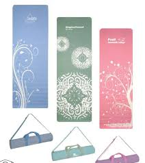 Patterned Yoga Mats