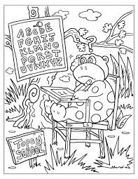 Small Picture Trend First Day Of Preschool Coloring Pages 31 2210