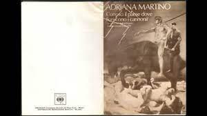 Adriana Martino - Il Domatore (1974) - YouTube