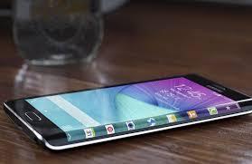 Galaxy Note 7 Gebogen Scherm Verplicht