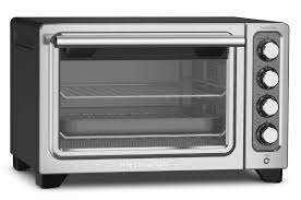 Compact Counter Toaster Oven
