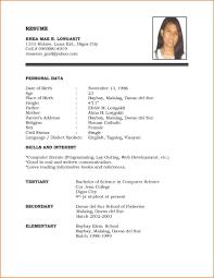 English Resume Template Free Download Resume Template Amazing Free Templates For Word Download Creative 11