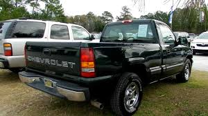 2001 Chevy Silverado 1500 Regular Cab / For Sale / Marchant ...