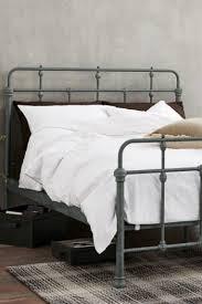 Next Dalston Metal Bed