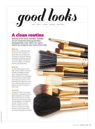 makeup artist jenny patinkin founder of lazy perfection makeup brushes jennypatinkin offers her expert advice on caring for you tools of the trade