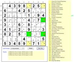 Sudoku Puzzel Solver Sudoku Online
