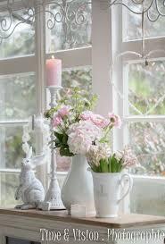 Pin Von Mavis Rangel Auf Decor Frühling Deko Fenster Fensterbank
