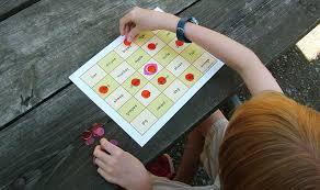 sight words bingo sight words teach