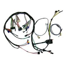 Mustang under dash wiring harness gt tachometer plete wire mustang full size