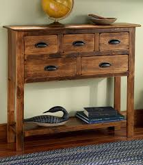 entryway table with drawers. rustic entryway furniture inspirational table with for drawers d