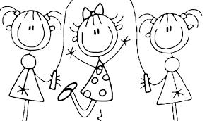 Disegni Di Bambini Che Giocano Bl25 Pineglen Con Bambini Che Giocano