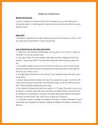 sample profile essay azzurra castle  sample profile