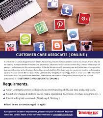 Customer Care Associate Online At Fashion Bug