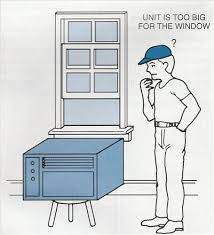 window air conditioner installation. how to window air conditioning installation heat pump or standard ac unit conditioner
