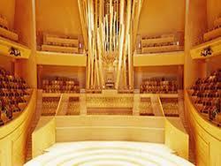 Walt Disney Concert Hall Seating Chart Disney Hall Seating Chart