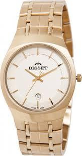 Наручные <b>часы Bisset</b> (Биссе) — купить на официальном сайте ...