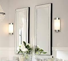 bathroom vanity mirrors. Astor Beveled Mirror Bathroom Vanity Mirrors C