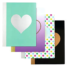Inspirational Notebook With Colored Pages Or Notebook With Different