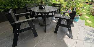 british recycled plastic picnic benches