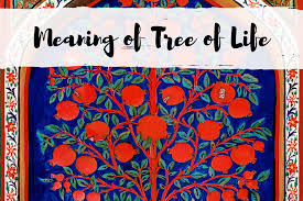 Image result for tree of life jewish bible