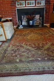 How to keep an area rug from creeping on a carpeted floor - The Washington  Post
