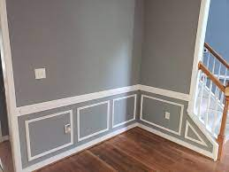 diffe types of wall trim styles