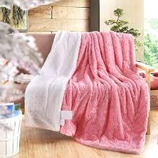 best faux fur fleece throw blankets large throws rugs australia