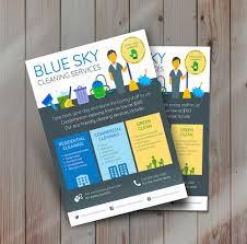 Commercial Cleaning Flyers 35 Highly Shareable Product Flyer Templates Tips Venngage