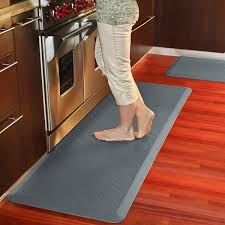 kitchen floor mats.  Kitchen Amazing Kitchen Floor Mats Anti Fatigue On Inspiring  Padded Cushioned Inside
