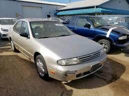 1996 Nissan Altima Xe 2 4l 4 Pekin Il Lot 52568749