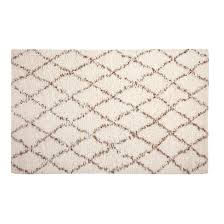 white and gold area rug berlyn white green gold area rug by greyson living 53 76