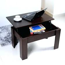 coffee table monitor computer coffee table free wooden lift top desk within measurements x monitor medium