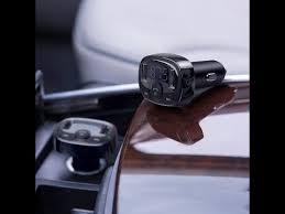 <b>Baseus T</b> type charger S-09 <b>T Cat Head</b> BT Dual USB Car Phone ...