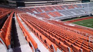 Boone Pickens Stadium 300 Level Sideline Football Seating