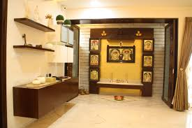 Pooja Room Designs In Living Room Interior Designer In Bangalore Homefuly
