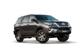 2017 Toyota Fortuner GXL, 2.8L 4cyl Diesel Turbocharged Automatic, SUV