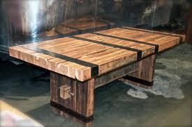 Image Rustic Heritage Salvage Custom Tables Heritage Salvage