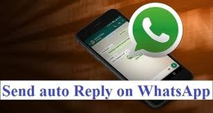 Image result for Install these apps, message on WhatsApp will be sent to auto reply