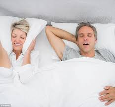 Snoring? It's not nearly as embarrassing as night-time groaning ... via Relatably.com