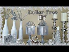 christmas diy dollar tree michaels bling jar home decor