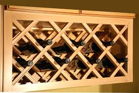 furniture diy wine rack above fridge project for your home also with furniture captivating picture