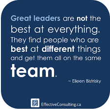 Quotes About Leadership And Teamwork Interesting Great Leaders Are 48millionmiler Quote Teamwork Leadership